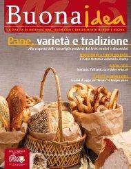 Pane, varietà e tradizione - Il Gruppo Poli
