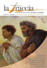 la raccia - Parrocchia di San Marco e Formellino