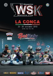 Nations Cup - Wsk.It