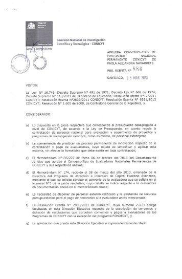 886-13 REX.pdf - REPOSITORIO DIGITAL CONICYT