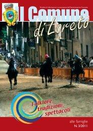 Folklore, tradizioni, spettacoli - Comune di Loreto