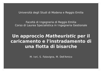1 - Descrizione: Descrizione: Descrizione: Descrizione - Università ...