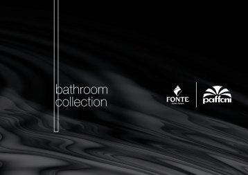 bathroom collection - Cimaca