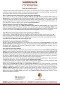 programma della 4^ Edizione - Camperlife - Page 2