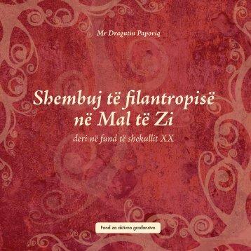 Shembuj të filantropisë në Mal të Zi