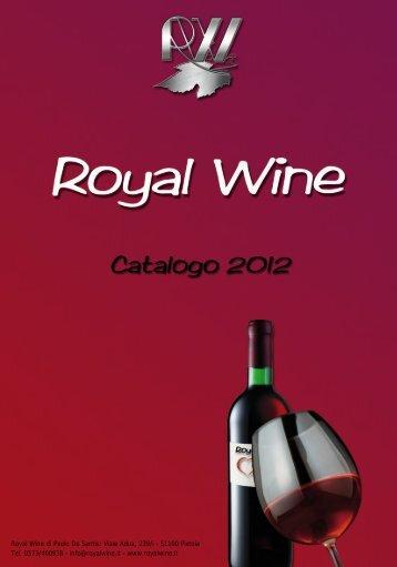Clicca qui! - Royalwine.It