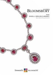 GIOIELLI, OROLOGI E ARGENTI - Bloomsbury Auctions