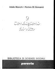 Adele Bianchi ' Parisio Di Giovanni - Istituto Marco Belli