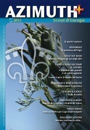 Scout d'Europa AZIMUTH 2013 - FSE