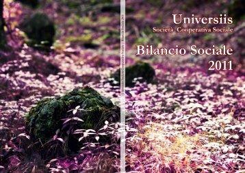 Bilancio Sociale 2011 - Universiis