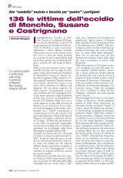 136 le vittime dell'eccidio di Monchio, Susano e Costrignano - Anpi