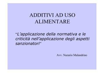 Nazario Malandrino.pdf - Alimenti & Salute
