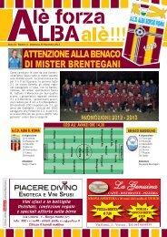 Anno 3 Numero 4 - Alba Borgo Roma