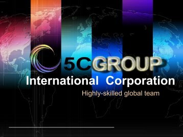 Global presentation PDF - 5cgroup.us