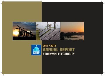 2011 / 2012 annual report - Durban
