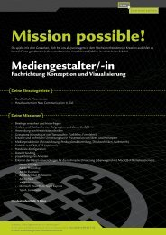 Mission possible! - New Communication