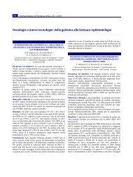 dalla galenica alla farmaco-epidemiologia - SIFO