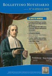 Aprile 2009 - Ordine dei Medici di Bologna