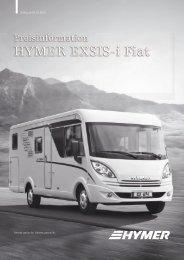 HYMER Exsis-i Fiat - produkte24.com