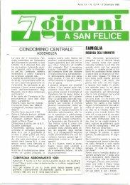 , A SAN FELICE - Quartiere San Felice