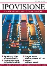 IPOVISIONE imp n. 7/febbraio02 - prima pagina