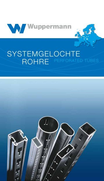Brochure Perforated Tubes