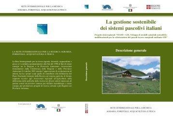 Descrizione generale - Regione Piemonte