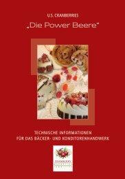 Download Handbuch für das Bäcker