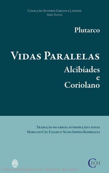 Vidas Paralelas - Universidade de Coimbra