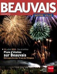 Beauvais Notre ville Juillet 2010