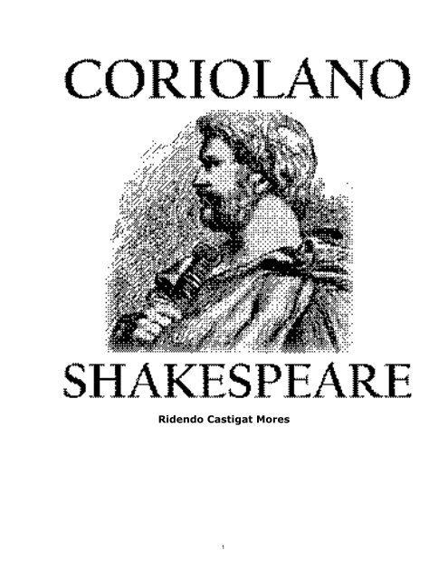 Coriolano - eBooksBrasil