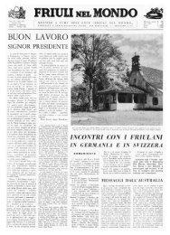 FRIUUNH.MONDO - Ente Friuli nel Mondo