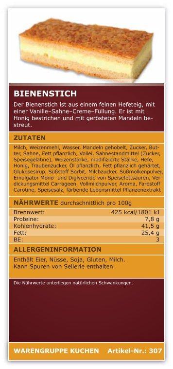 BIENENSTICH - Fulda Vegan