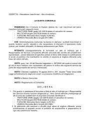 Scarica file Acrobat Pdf - Comune di Paularo