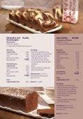 Traditioneller M 40859 Rührkuchen Der dunkle M 40854 Klassiker - Page 6