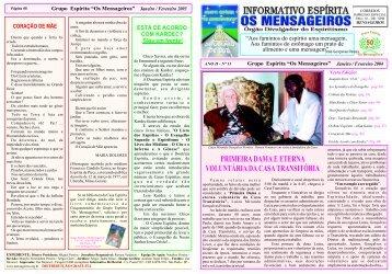 copia informativo 10 - Os Mensageiros