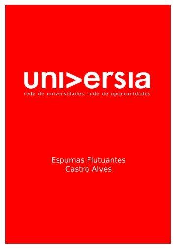Espumas Flutuantes Castro Alves