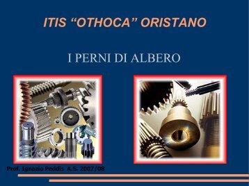 "ITIS ""OTHOCA"" ORISTANO I PERNI DI ALBERO"