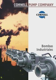 Catalogo de Productos Bombas Centrifugas Industriales - marienco
