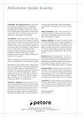 Kvartalsrapport 1. kvartal - Petoro - Page 4