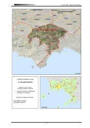 Ambiente Insediativo Locale E - Provincia di Napoli