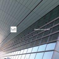 lux-Airport - Rapport d'activité 2007 - Département des transports