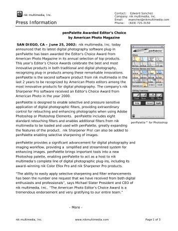nik software captured pdf download