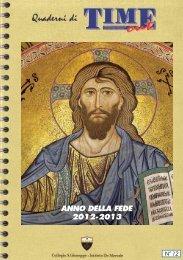 TIME OUT 2012 dicembre.pdf - Collegio San Giuseppe - Istituto De ...