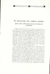 De l'innecessitat dels sanatoris marítims, i Discussió