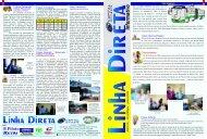 INFORMATIVO LINHA DIRETA 13 exemplar - Viação Capital do Oeste