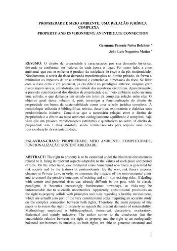 Artigo 3 - Tribunal de Justiça do Estado do Ceará