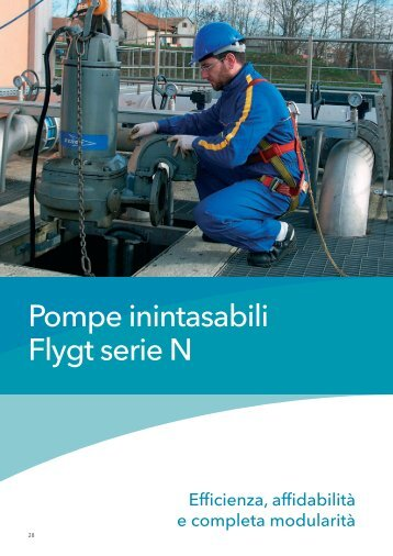 Pompe N Download pagina del catalogo - Water Solutions