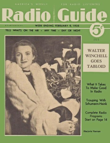 RG 350209 - Old Time Radio Researchers Group
