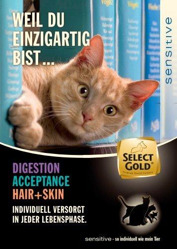 SELECT GOLD sensitive